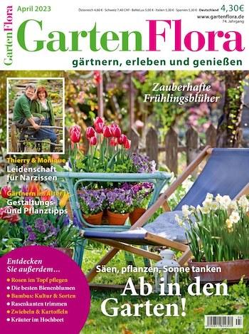 Gartenflora abo bei easy abo abonnieren for Zeitschrift gartenflora