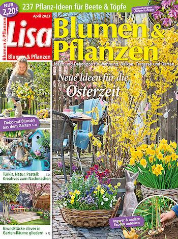 Lisa blumen pflanzen abo im jahresabo bei easy abo bestellen for Blumen pflanzen bestellen