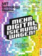 Zeitschrift Technology Review Abo